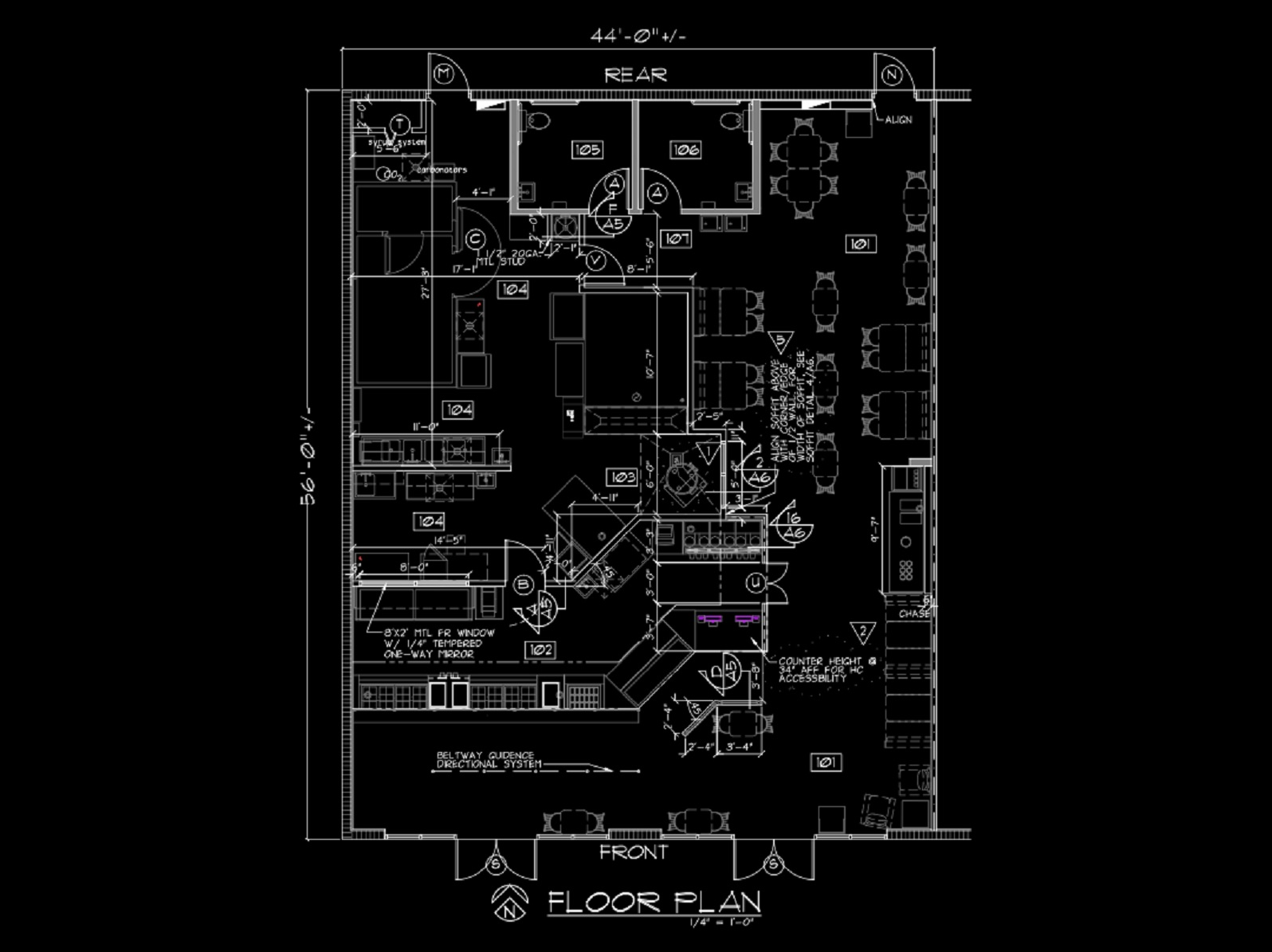 3 Bru Floor Plan